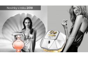 Najlepšie parfumy v roku 2018